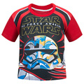 Brand New Baby 3-10Y Boys Clothes Cartoon Children Star Wars T Shirts Girls Clothing Kids Clothes Boys T-Shirt Tops