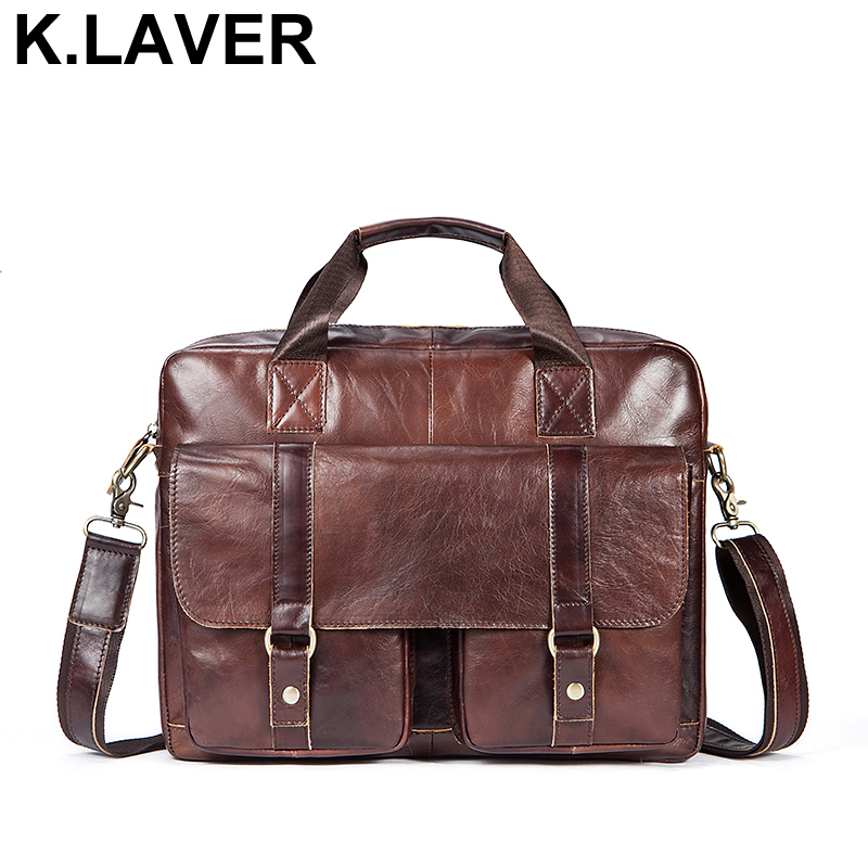 Business Men Briefcase Handbags Genuine Leather Men's Messenger Bag Shoulder Crossbody Bags Leather Travel Totes Laptop Bag Male men genuine leather bag messenger bag man crossbody large shoulder bag business tote briefcase brand handbags laptop briefcase