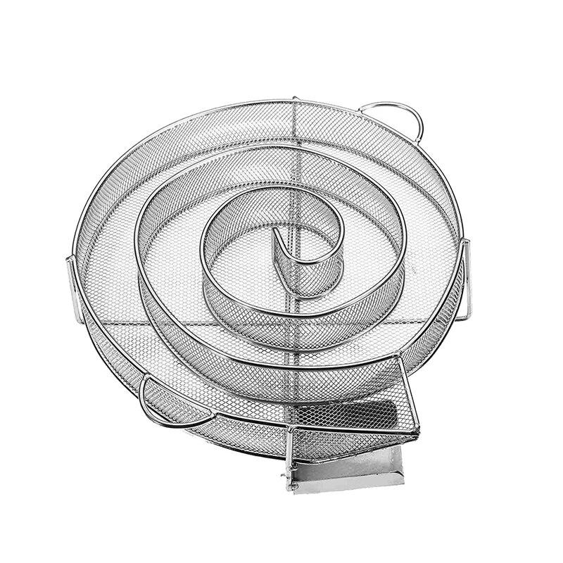 BARBECUE Accessoires Froid Générateur De Fumée pour BARBECUE Grill ou Fumeur Bois poussière Chaude BARBECUE Grill de Cuisson Outils pour La Viande de Saumon Bacon Poissons