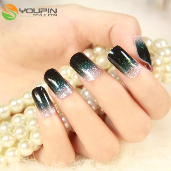 45 Color Dust Powder Glitter Decoration Shiny Sparkle Acrylic Gel ...