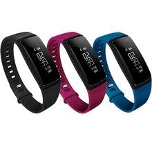 V07 Smartband SmartWrist Кровяное Давление Пульс Монитор Фитнес BraceletActivity Трекер Спорт Браслет Шагомер Bluetooth Запястье