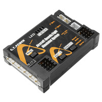 G T Power Aircraft Simulated Sounds Light System V2 For RC Airplane