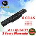 Atacado New bateria do portátil Para Hp 550 610 615 6720 s 6730 s 6735 s 6820 s 6830 s HSTNN-IB62 HSTNN-OB62 HSTNN-IB51 frete grátis