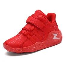 Trẻ em Giày nam giảng viên tenis infantil Trẻ Em sapatos infantis chaussure enfant giỏ chaussure garcon enfant