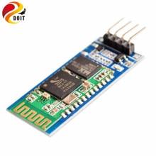 Official DOIT HC06 HC-06 Wireless Serial 4 Pin Bluetooth RF Transceiver Module RS232 TTL for Arduino Bluetooth Module