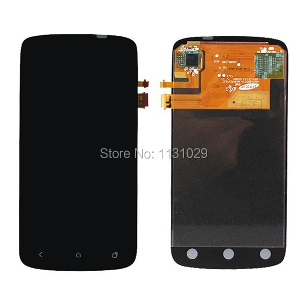 Original LCD For HTC ONE S Z520e LCD Display Touch Screen with Digitizer Assembly Free Tools