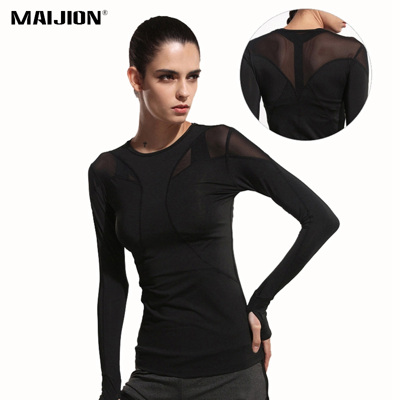 Aliexpress.com : Buy MAIJION Women Breathable Mesh Yoga