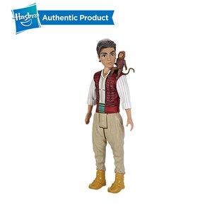 Image 2 - Hasbro Disney Aladdin Glamorous Gelsomino Deluxe Fashion Doll Jasmine Bambola Aladdin Regalo di Film Per I Bambini 3 Anni di Età