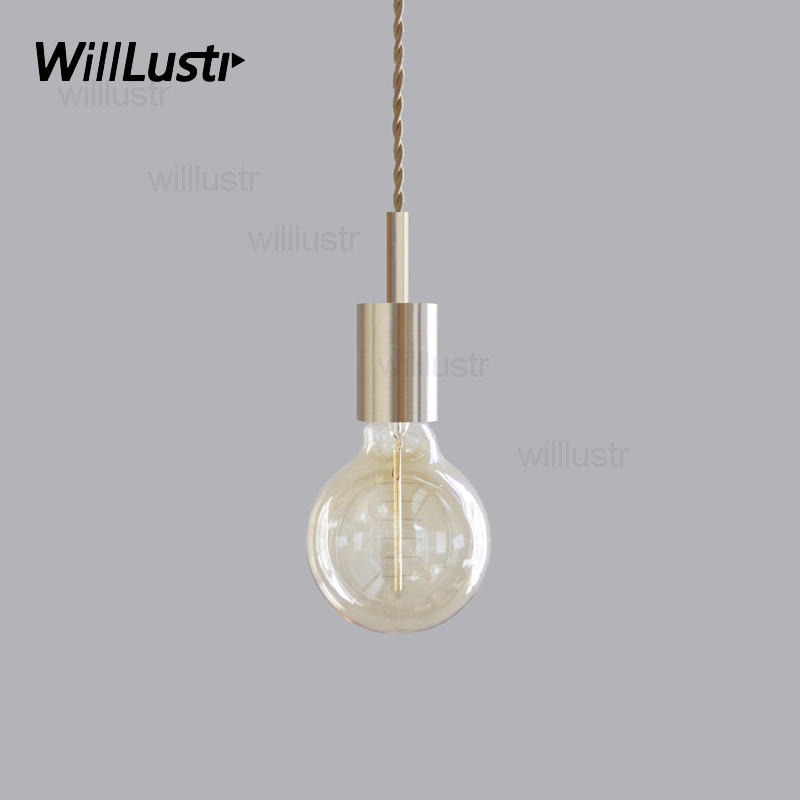 brushed copper pendant lamp modern minimalist design brass light study office shop home restaurant hotel suspension lighting modern tossb disc pendant lamp belgium design lighting toss b disk light white black color hotel restaurant suspension lighting