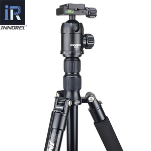 Image 3 - RT40 Professional Travel tripod monopod Compact Aluminum camera stand for DSLR Camera Upgraded from E306 Better than Q999 Q999S