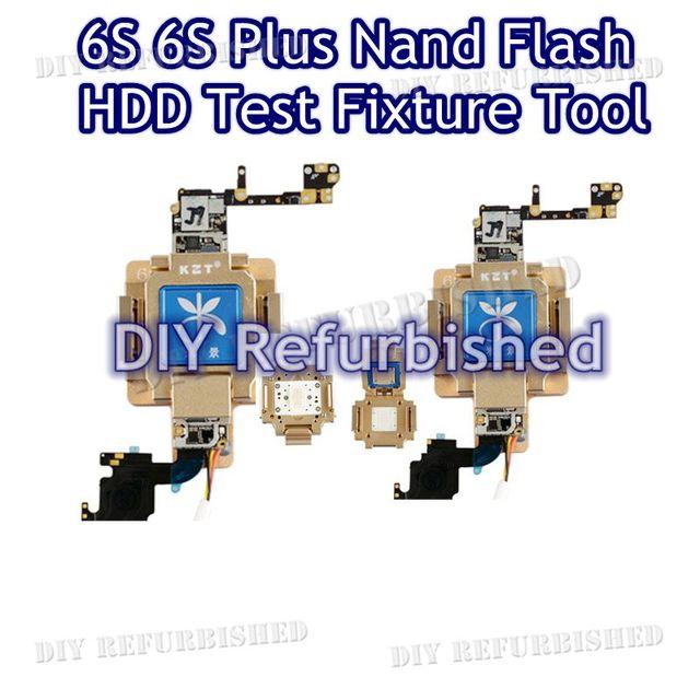 2-в-1 Для iPhone 6 S 6 S Plus Nand Flash HDD Испытательный стенд Инструмент