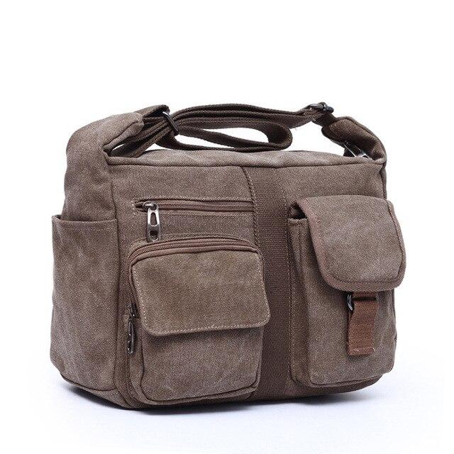 2016 новый холст сумка сумки мужчины женщины косой сумка сумки мужчины сумка bagmore крепкий и прочный