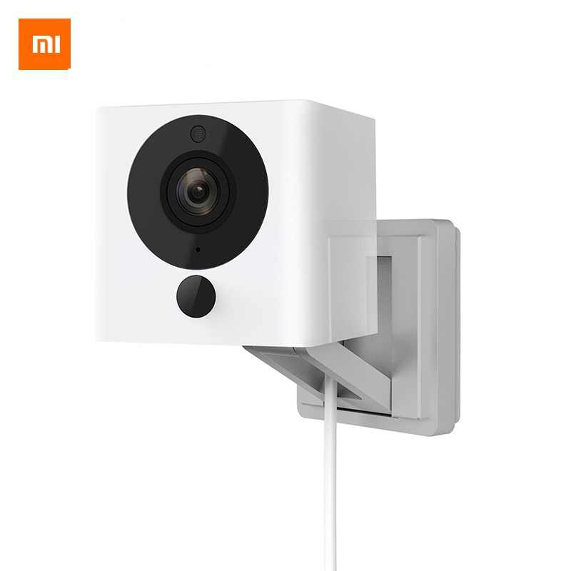 Originele Xiaomi Mijia Xiaofang 110 Graden F2.0 8X1080 P Digitale Zoom Smart Camera Ip Wifi Wireless Mihome App controle Wyze Cam