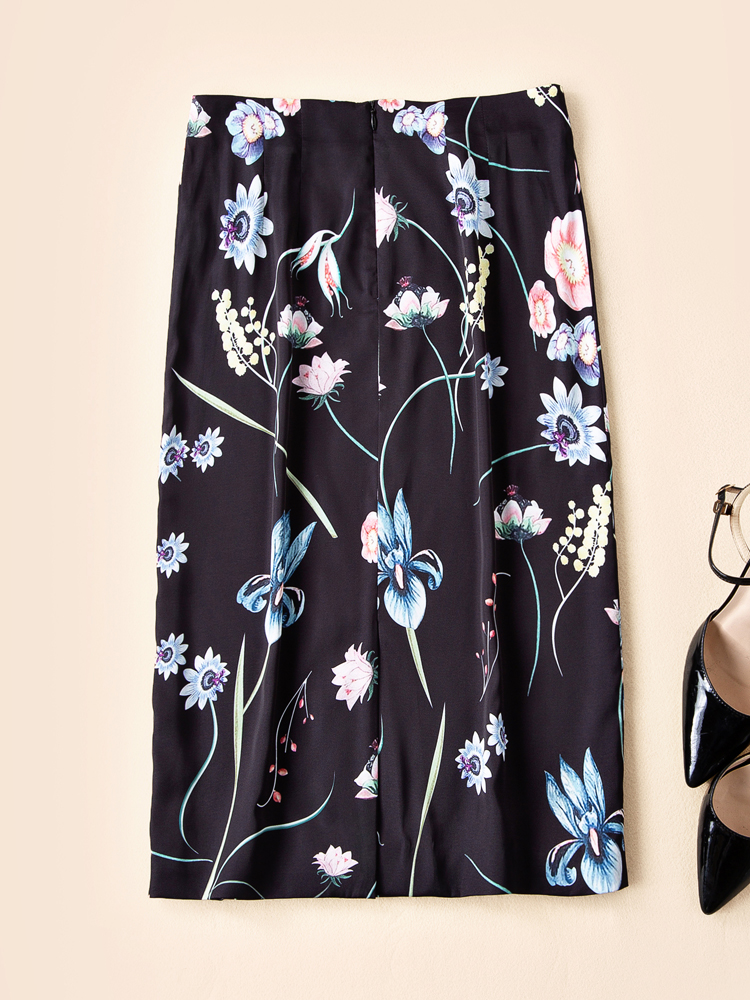 Mujeres Lujo Europeo La Estilo Ropa Ah03119 Faldas Pista Diseño Fiesta Marca Moda 2019 Famosa Las De SAqqwc8E