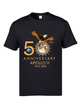 Anniversary Apollo Moon Landing 50th Retro T Shirts Space Adventure Occupy Mars Tshirts Men Hipster New Tee Shirts Cotton printio occupy mars