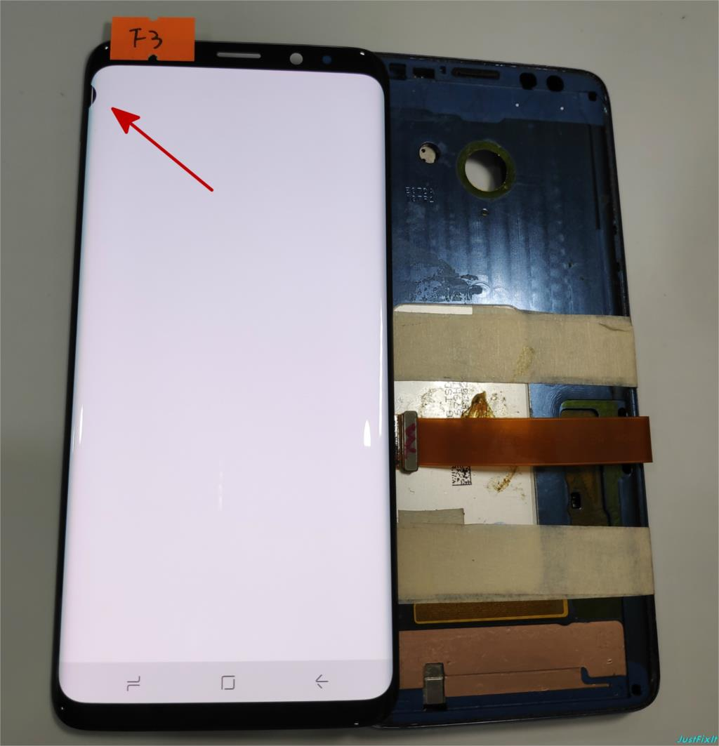 No F3 For Samsung Galaxy S9 Plus G965F G965 Lcd Display Touch Screen Digitizer With Spot