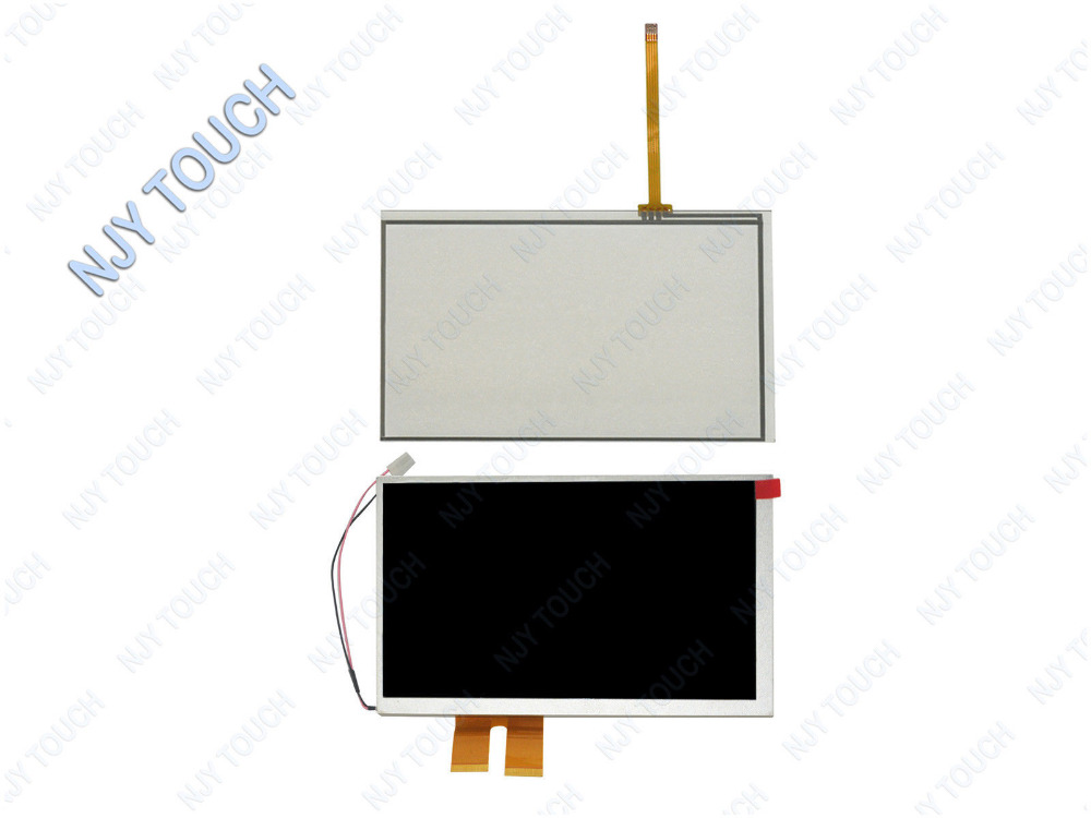Hot sell 7inch Touch Panel 164x103mm Plus AT070TN84 V.1 TFT Dual 30Pin LCD Screen 800x480Hot sell 7inch Touch Panel 164x103mm Plus AT070TN84 V.1 TFT Dual 30Pin LCD Screen 800x480