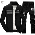 Winter Sweatshirt Men Track Suits Chandal Hombre Tracksuits Lurxury Brand Men Sportswear Suit Leisure Hoodies xxxl Mens Clothing