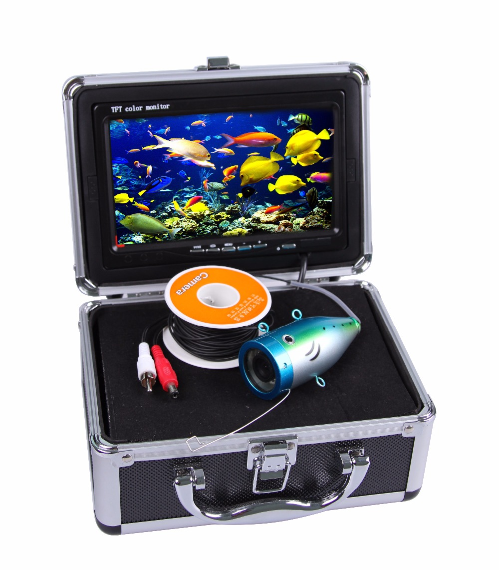 7 Inch Monitor 30M Water-Proof 700TVL DVR Fishing Camera AV Handheld Endoscope