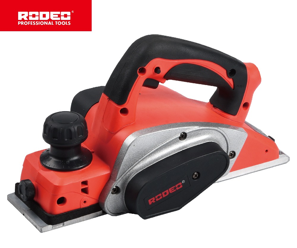 RODEO RP0620N rabot 82x2.5mm 620 W rabot à bois électrique rabot Portable lame HSS