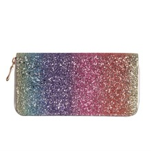 Chic Glittering Sequined Women's Wallet