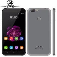 """Oukitel U20 Plus MTK6737T Quad Core Android 6.0 Smartphone 4G LTE 5.5 """"1920*1080 P 2 GB RAM 16 GB ROM D'empreintes Digitales Mobile Cellulaire Téléphone"""