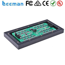 Leeman P10 RGB 320 мм * 160 мм из светодиодов p16 2r1g1b, P10 из светодиодов модуль RGB на открытом воздухе полноцветный на открытом воздухе P10 из светодиодов жк-модуль 320 x 320 / 160