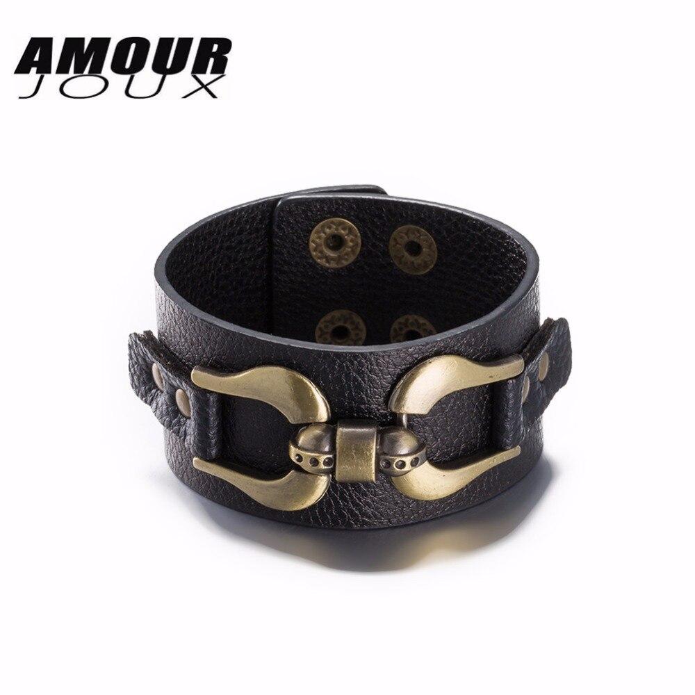 Black Leather Cuff Bracelet Page 29 Anne Klein