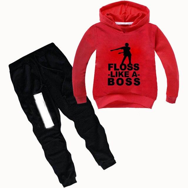 Floss Like A Boss Set 5