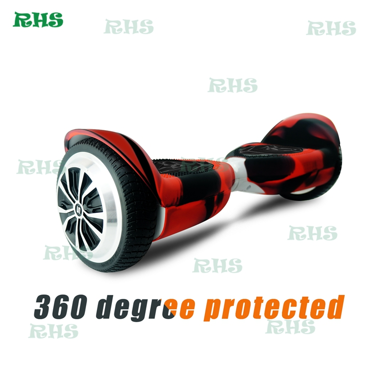 New and unique products in China silicone protector/sleeve for T5 Smart Self Balancing Electric hover board 2 wheel 1SET