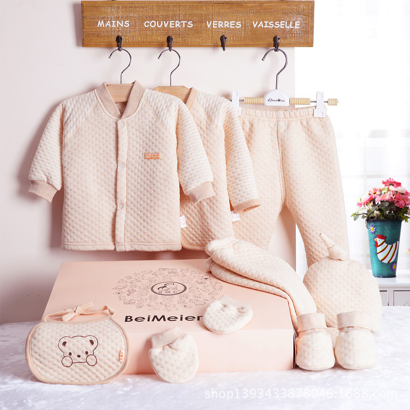 2018 Banjvall Newborn Baby Girls Clothes Cotton 14pieces 0 6months