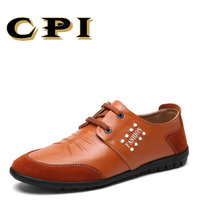 CPI Autumn New Men S Casual Sneakers Shoes 2018 British Style Fashion Design Breathable Comfortable Driving