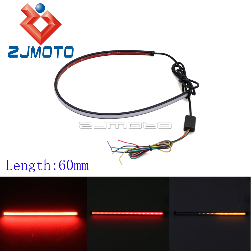 Motorcycle Sequential Strip Lights Switchback Flowing Led Tail Brake Turn Signal Wiring Diagram On Alibaba Group