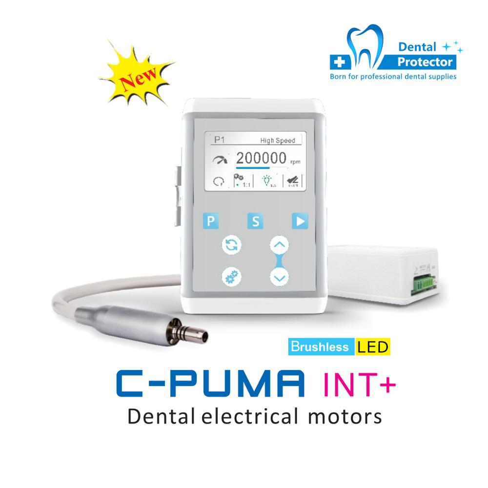 COXO SOCO C-puma Int+Dental Lab Electric  Motor Micromotor Machine  Handpiece