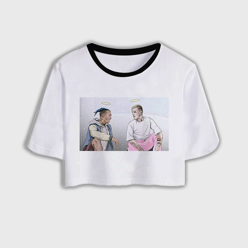 boho club suelta Kancy Kole KC91 para fiesta sin hombros Camiseta g/ótica para mujer t/única