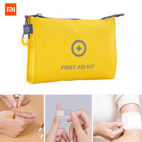 Original Xiaomi mijia Miaomiaoce 67Pcs Mini First Aid Kit Medical Survival Bag Compact for Emergency at Home Outdoors Car Camp Smart Remote Control