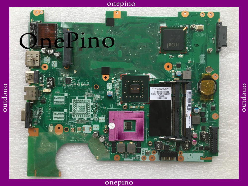 HP 517837-001 CQ61 CQ70 CQ71 Intel Motherboard Test OK