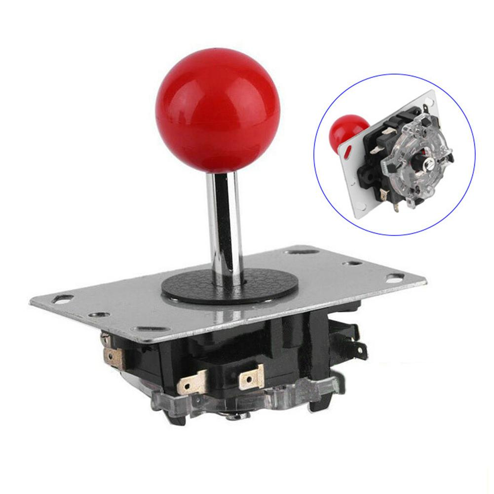 Classic Arcade DIY Game Joystick 2-way 4-way And 8-way Fighting Stick Replacement Parts DIY For Video Arcade Games(China)