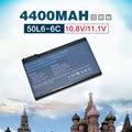 4400 mah bateria para acer travelmate batcl50l batcl50l6 batbl50l4 batbl50l6 batbl50l8h 2490 3900 4200 4230 4260 4280 5210 5510