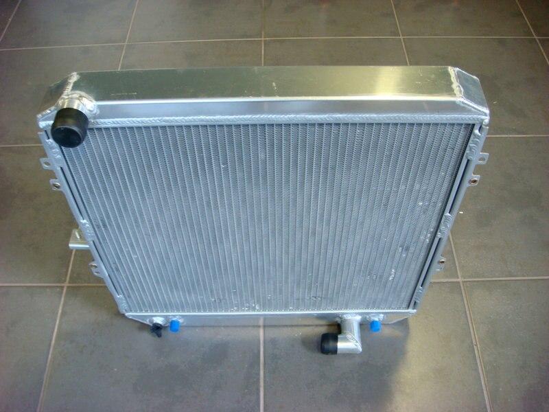 Shroud aluminum radiator Fan for Toyota Hilux surf KZN130 1KZ-TE AT//MT 93-96