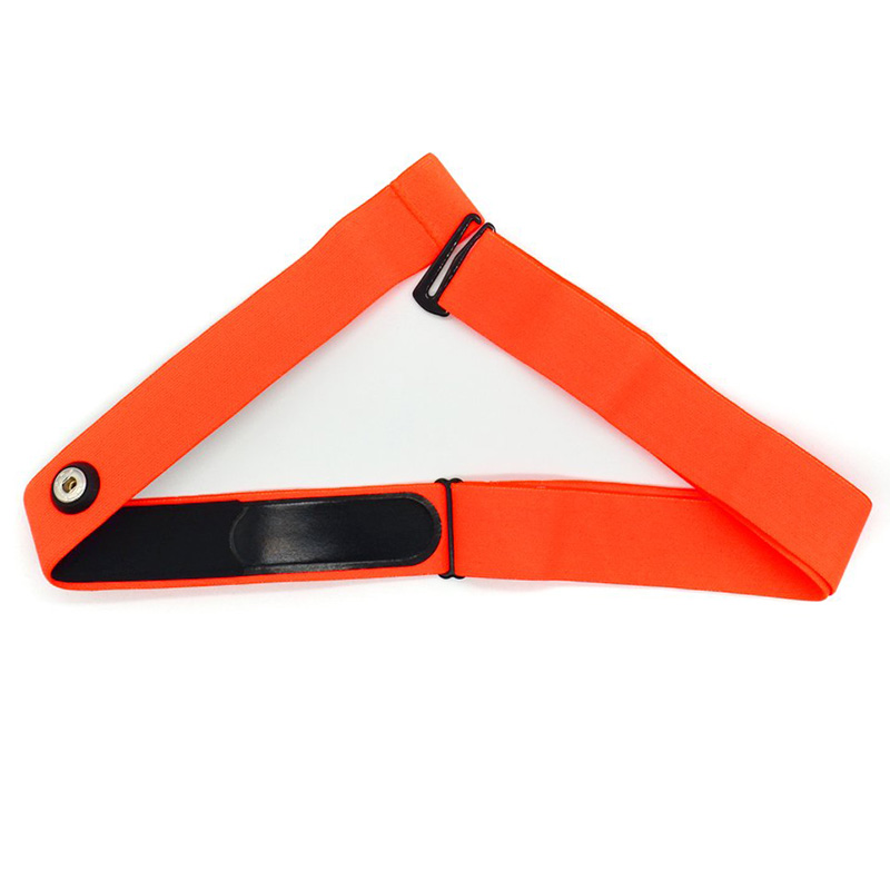 Heart Rate Belt Chest Strap For Coospo Polar Wahoo Garmin Mount Heart Rate Sensor Monitor Elastic Soft Strap Band Bluetooth Ant
