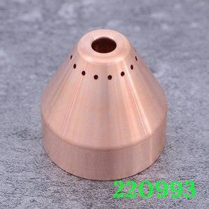 Image 3 - 105A protective cap 220993 220817 220818 220992 electrode 220842