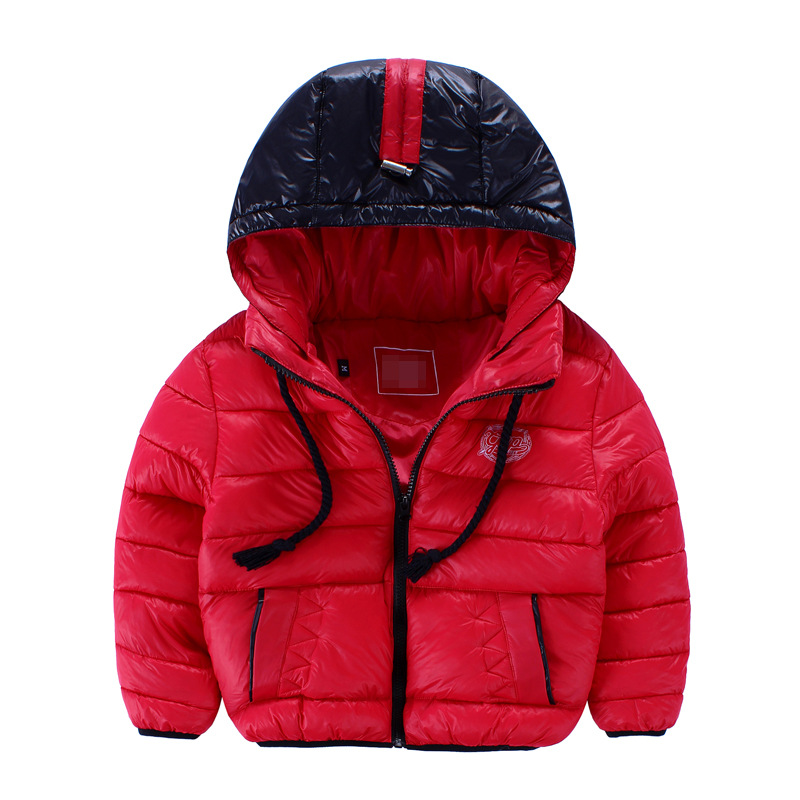 dab201ee7 Katoofely new arrival baby boy jacket fashion patchwork winter coat ...