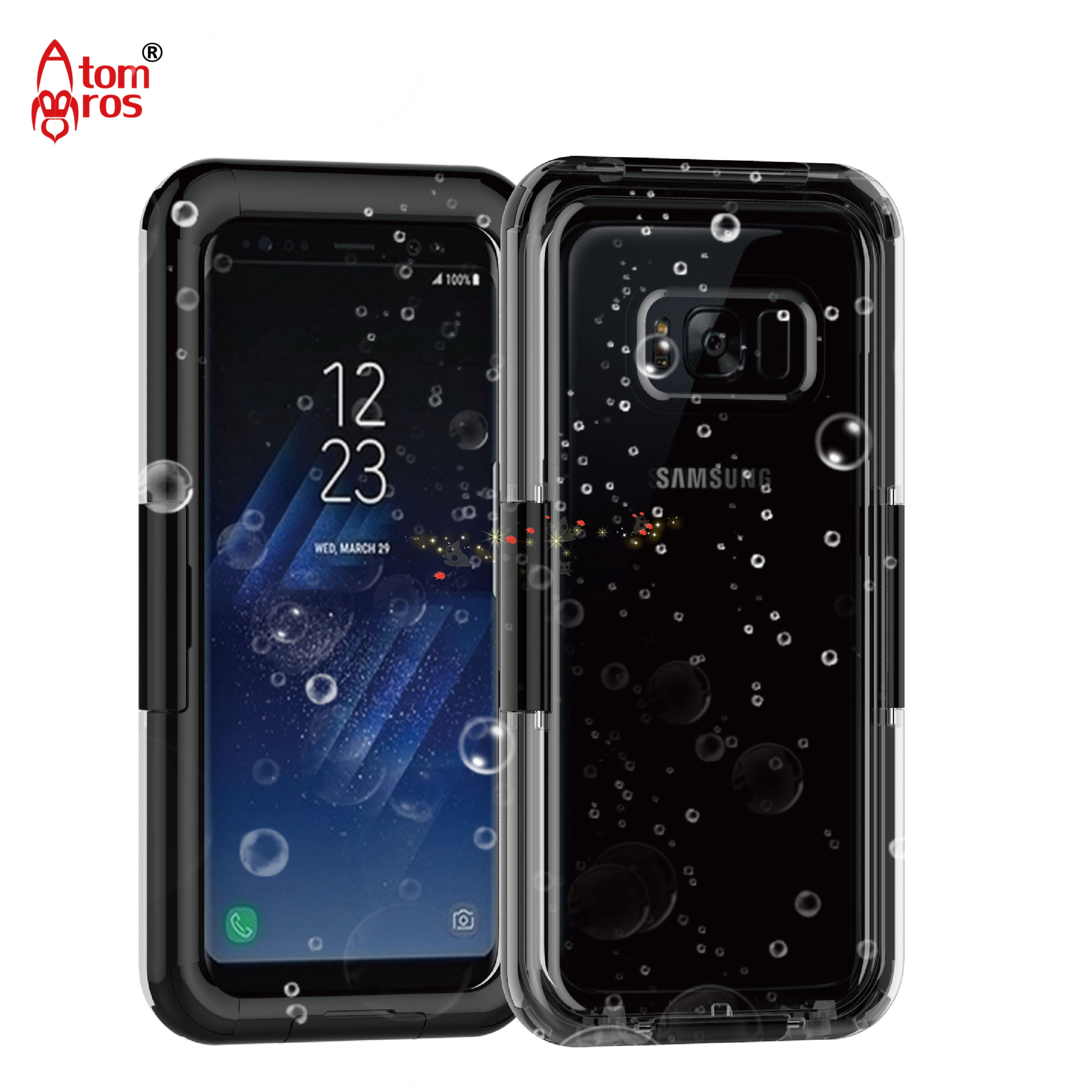 Aliexpress.com : Buy IP68 100% Waterproof Cover Case For Samsung Galaxy S8 / S8 Plus Case