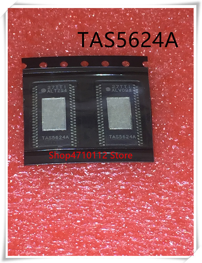 NEW 1PCS/LOT TAS5624ADDVR TAS5624A TAS5624 HTSSOP-44 IC