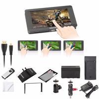 Sokani SK 5 5 4 К сигнала Поддержка и Сенсорный экран 1920x1080 HDMI на Камера ЖК дисплей поле Камера видео монитор для sony Zhiyun кран