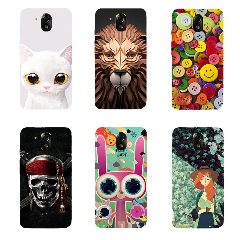 Case for HTC Desire 526 326 dual sim 326G 526G Case Heros Printed Ultra Thin Cell Phone Cases Fundas Mobile Back Cover Capa