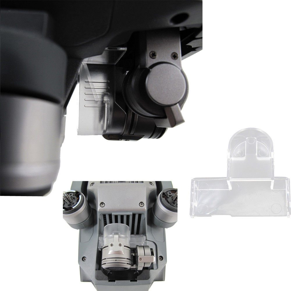 Wholesale price New Gimbal Lock Clamp Image Cover Protector PTZ Holder for DJI font b Mavic