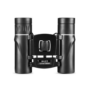 Image 2 - NANOO 8X21 HD Night Vision Mini Binoculars Telescope for Outdoor Sports Camping Hunting