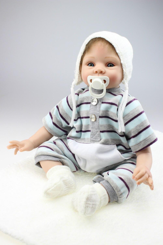 2015 جديد hotsale ألعاب محاكاة واقعية تولد الوليد الطفل دمى الأزياء دمية سيليكون الفينيل الحقيقي لينة لمسة رقيقة-في الدمى من الألعاب والهوايات على  مجموعة 1